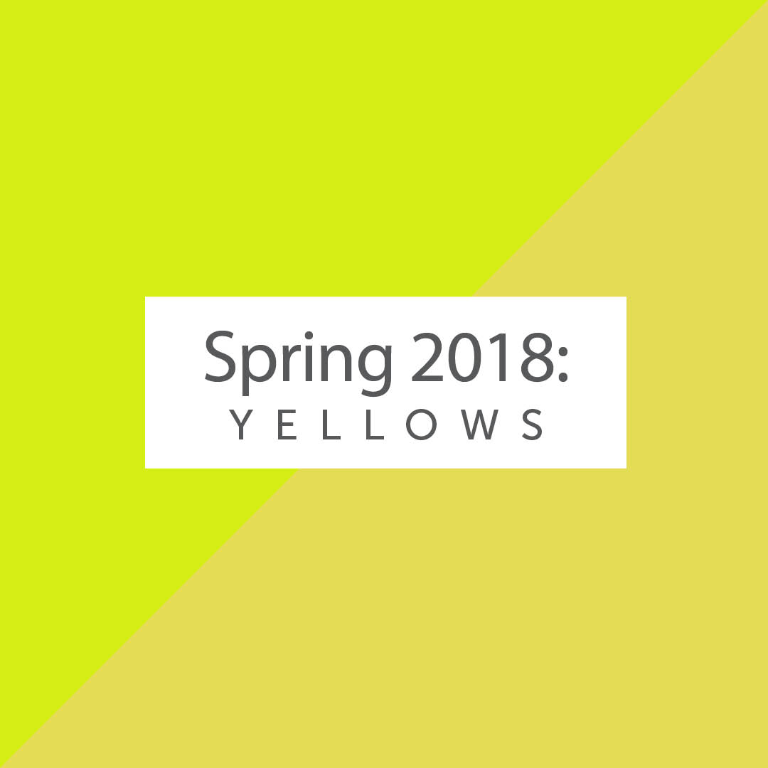 Spring 2018 Color Guide | Fit & Style